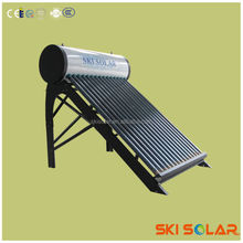 internation and china approve solar water heaters for sale
