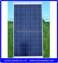 High efficiency A grade yingli solar cell 300W poly china solar panel