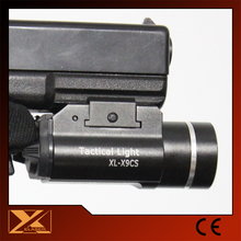 Compact military waterproof outdoor police strobe lights