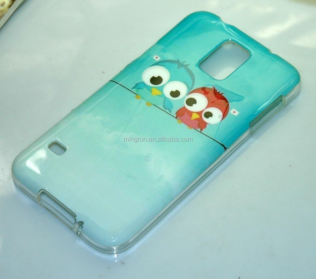 TPU case Mobile phone accessory for iphone
