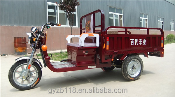 2014 China Advanced three wheel cargo electric tricycles