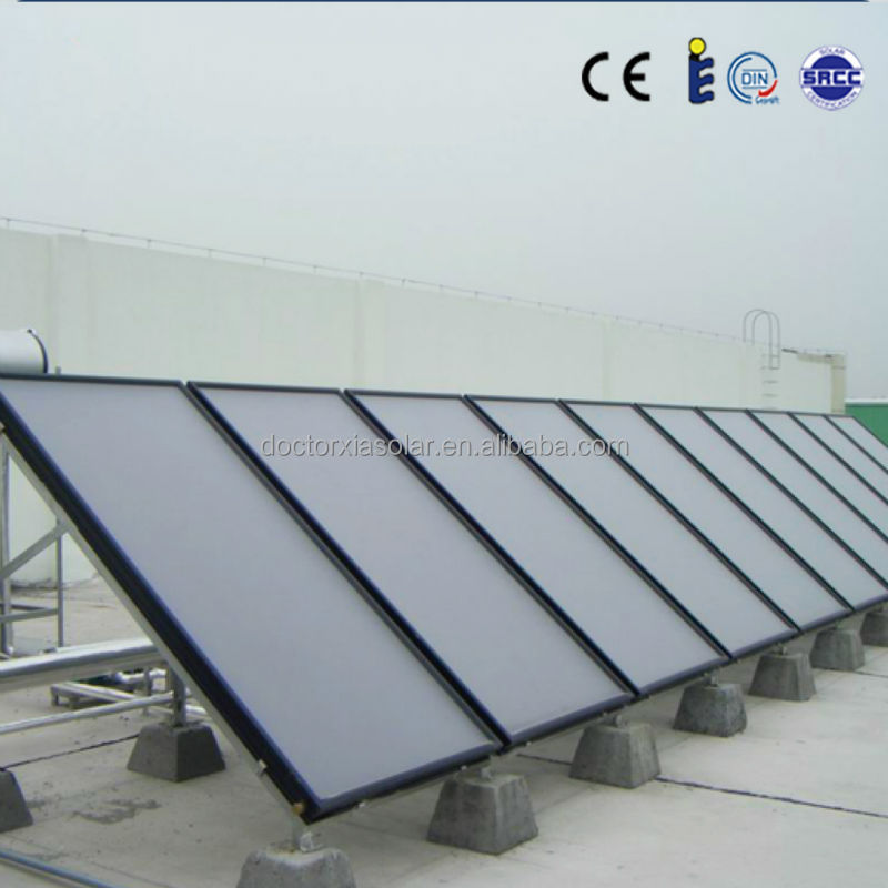 Dx High Efficiency Flat Plate Solar Hot Water Swimming Pool Heating Panels Buy Solar Heating