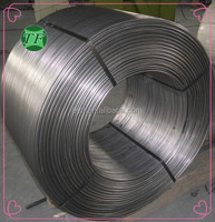 Powder Calcium Iron Core Wire Metal Factory