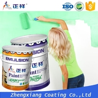 Climate damping proof texture wall paint interior primer