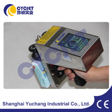 CYCJET New Bottle Labeling Machine/Portable Pen Inkjet Printer/Handheld Ink Jet Printer