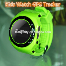 Waterproof Watch GPS Tracking Device GPS Kid Watch Phone GPS Tracker For Kids
