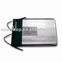 Lithium Polymer Battery for Portable Digital Photo Frame