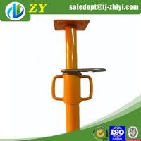 Long service life adjustabel shoring pole