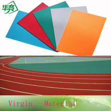 Vinyl Floor Covering Rolls PVC Sport Court Flooring