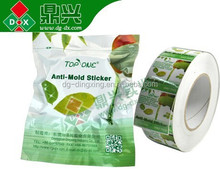 Top one Anti Mold Sticker/chips shoes used Mildew Remove anti-mold products