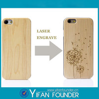 Stylish trendy wood sublimation cell phone cases for iphone6