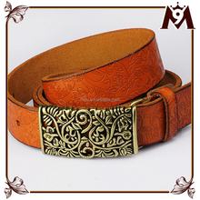 made in china custom personalized belt buckles for women with printing