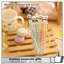 Factory Cheap Novelty Bulk Gel Pens For Gift