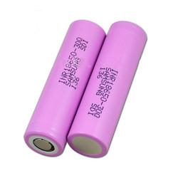 100% Real Capacity Samsung Recharge Battery 18650 300mah