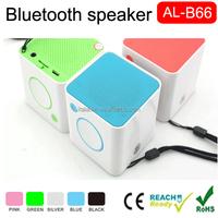 2015 Contemporary useful powerful cube bluetooth speaker