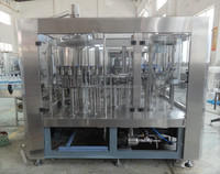 High Speed Drinking Water Bottle Washing Filling Capping Line