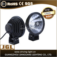 New cob work light led 12v 24v multifunction led driving light cree led headlight with high performance for car safer driving