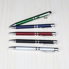 customized promotional plastic ball pen advertising roller ball pen christmas gift