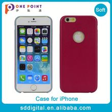 for iphone 6 fashion mix color leather phone case