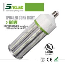 american companies looking for distributors 100-115lm/w 360 degree led corn light,IP64 dustproof 60w UL led corn light