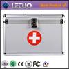 2015 new products aluminum case portable aluminum tool box military medical kit
