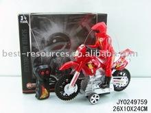 2 chs radio control motorcycle