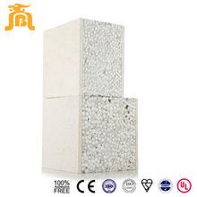 Light Weight 100% Asbestos Free Foam Cement Modern Prefabricated House Board For Luxury Villa Design