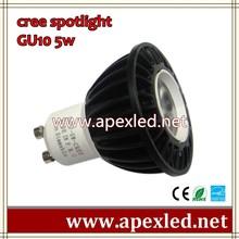 5W dimmable spotlight led bulb