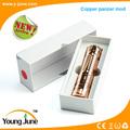 Tabac à pipe panzer mod vape mécanique. mod