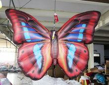 2015 new style customized durable butterfly inflatable wing for party/club/stage