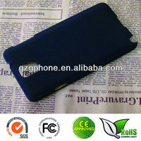 Newest PC hard back cover case Samsung note3 with rubber coating