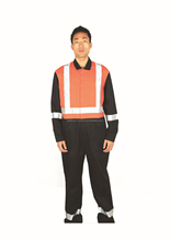 EN11612 protective flame resistant wholesale fire retardant industrial protective safety trouser