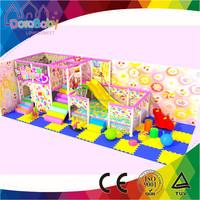 HSZ-K0326-4 Indoor Adventure Playground Playground Stainless Steel Slides Indoor Playground Equipment