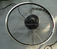 Battery powered pocket bike/ Bicycle hub motor kit 48V 1000W