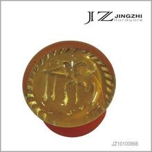 JZ 0086 Decorative resin Cabinet Furniture Drawer Cupboard Dresser Handle Knob Pulls Hardware