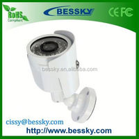 China leading manufacturer 720P bullet ahd dvr 2 hdd IP66 weatherproof cameras