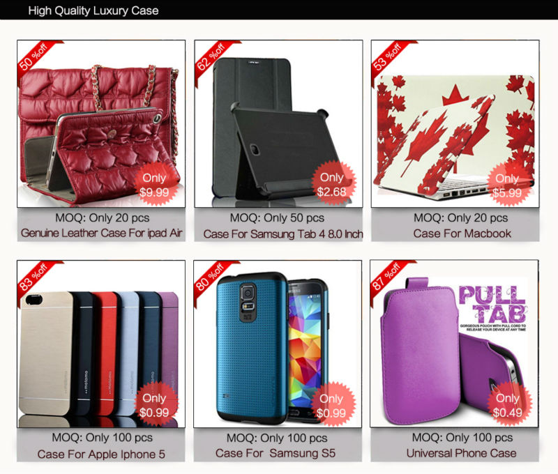 Wholesale For iPad Air Case, For iPad 2 Case, For iPad Mini Case
