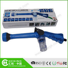 High Pressure 8 Fuction Car Washing & Lawn Garden Spray Gun/Full Jet Soap Cannon/Water Spray Jet Nozzle for Pocket Hose