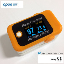 CE FCC Approved Bluetooth Fingertip Oled Pulse Oximeter for android and iPhone
