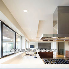 residential house toughened glass partition
