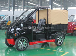 Pure electromotion vehicle electric logistic vehicle for sale
