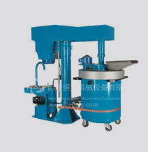 Hennly Vacuum Auto Paint Color Mixing Machine System