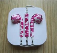 impresos personalizados auriculares