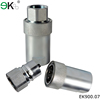 Hydraulic Hose Carbon Steel Ball Locked water quick coupling