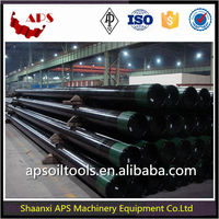 API 5CT Oil Casing Pipe in steel pipes/Casing N80,J55,K55 specification seamless casing pipe thread: BTC STC LTC
