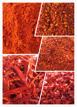 Factory supply top quality red hot chili granules