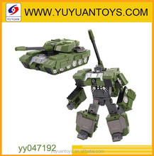 Hot new product for 2015 Innovative design 5 in 1metal transformes robot toys