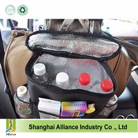 New Car Seat Multi-Pocket Storage Bag Organizer Holder Travel Hanger Black Auto