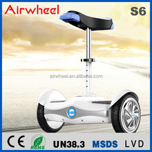 Airwheel S6 cheap two wheel electric scooter fashion exercise electric motorcycle for adults