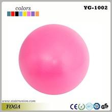 de color rosa de fitness ejercicio aeróbico para bola de pilates yoga embarazo pelota de parto